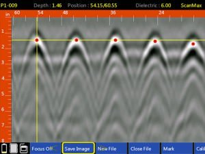 Concrete Inspection - Data Example 1