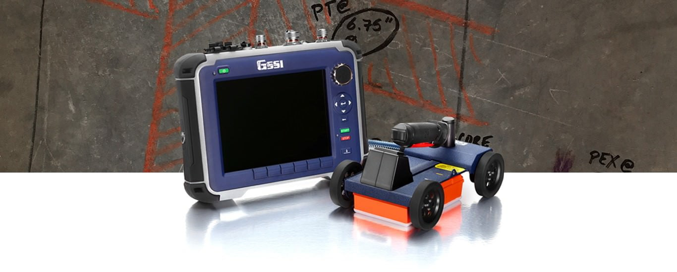 GSSI - StructureScan Pro