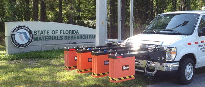 GSSI RoadScan System