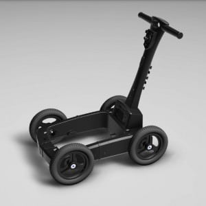 GSSI - Model 656 Rugged Cart