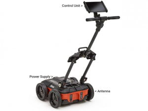 GSSI - What Is GRP - Figure 1 - GPR System