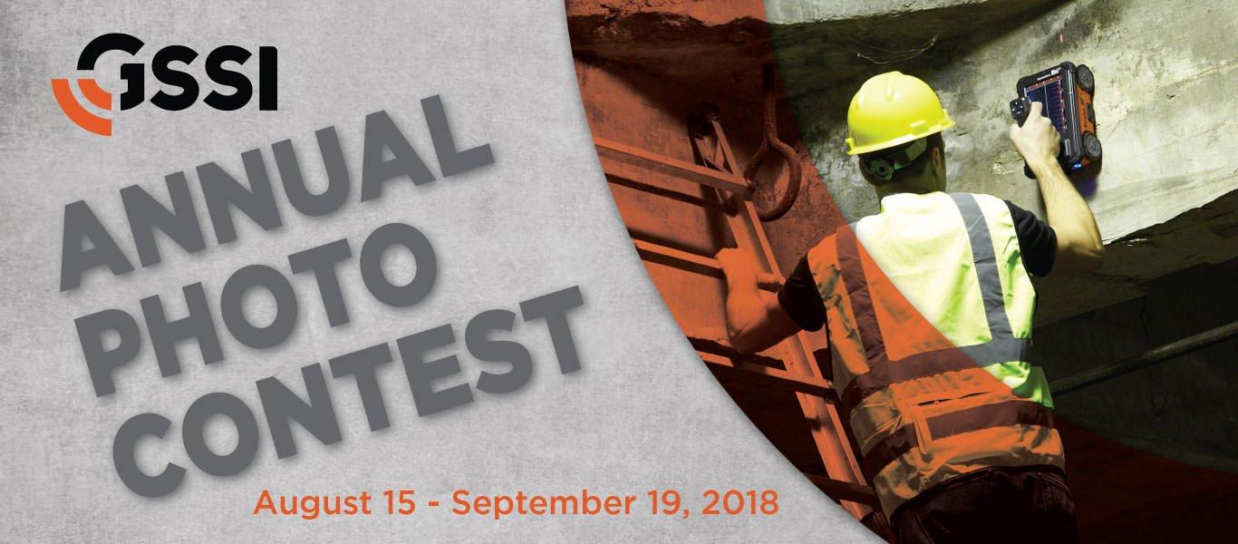 GSSI 2018 Calendar Photo Contest