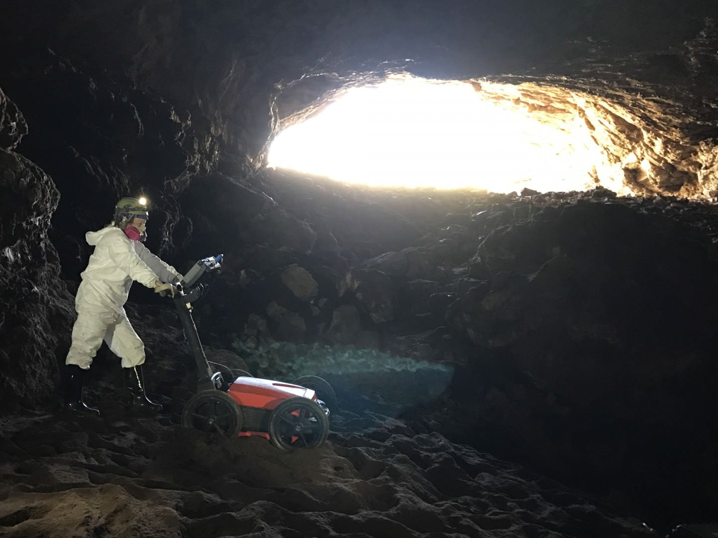 In The Bat Cave 2018 Photo Contest Gssi Geophysical Survey Systems Inc