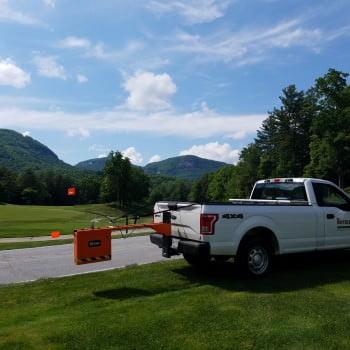 RoadScan in the Appalachians
