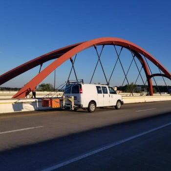 Jonathan Moore Pike I-65 Bridge
