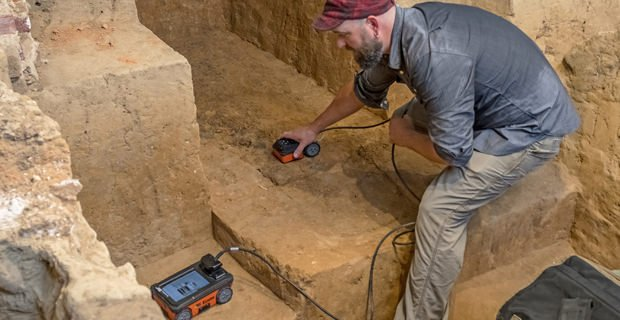 GPR for Archaeology | GSSI Geophysical Survey Systems, Inc