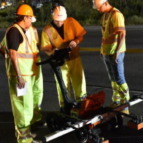 Powerful New GPR Tool Helps Contractors Ensure Road Pavement Quality