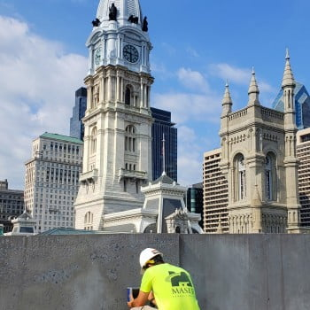 GPR with William Penn