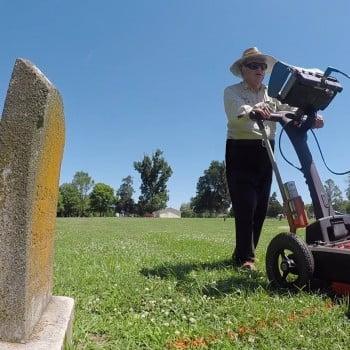 GeoModel GPR Cemetery Survey