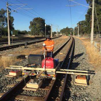 GPR Rail Formation Investigation