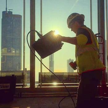 Chicago Pan Deck Sunrise