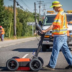 GSSI Academy: Using GPR to Identify Types of Utilities
