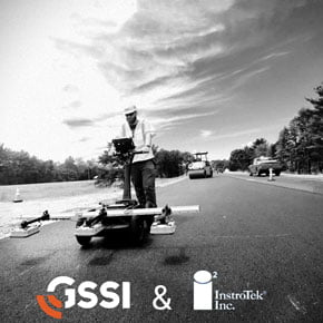 GSSI Announces Distribution Agreement with InstroTek on PaveScan® RDM