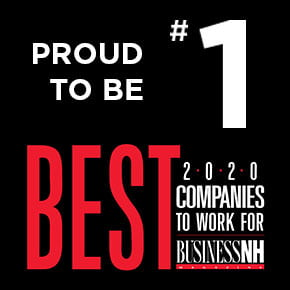 GSSI Named The Best Company to Work for in New Hampshire in 2020