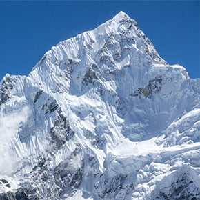 GSSI Equipment at the Top of Mount Everest